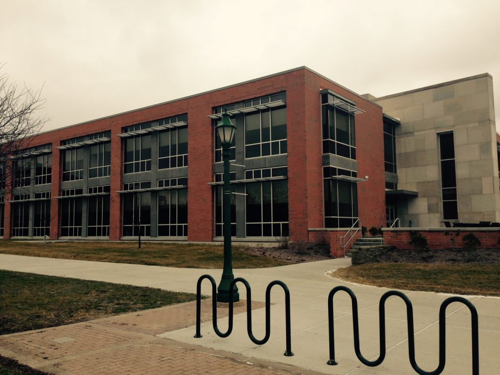 BAILEY HALL AT SUNY GENESEO – Hewitt Young Electric